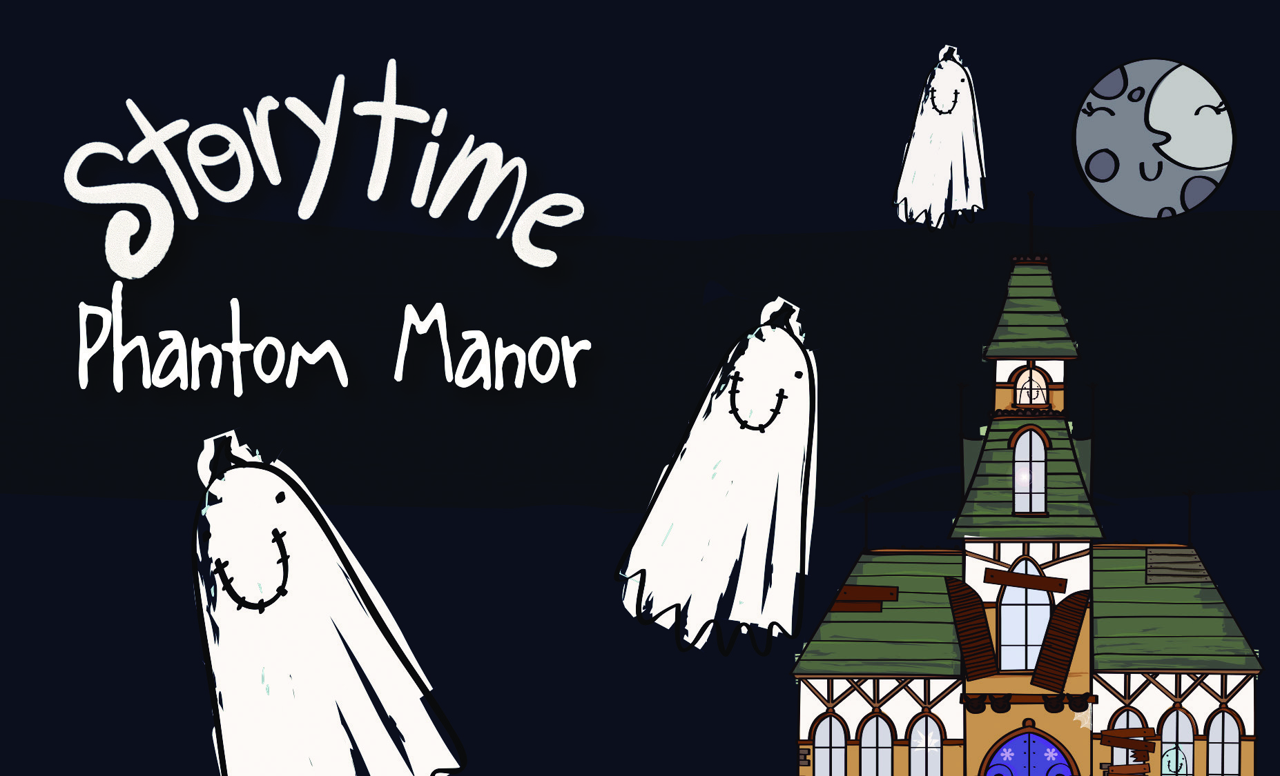 Storytime Phantom Manor